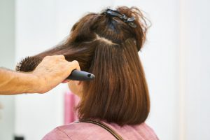 Modelowanie włosów krótkich